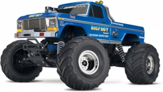 Traxxas BIGFOOT NO1 The Original Monster Truck RTR