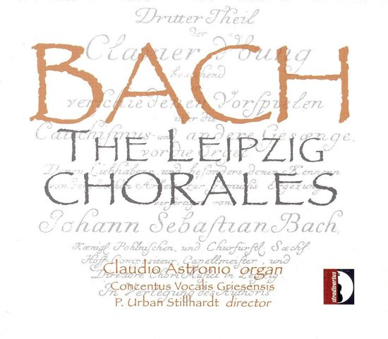 Js Bach The Leipzig Chorales