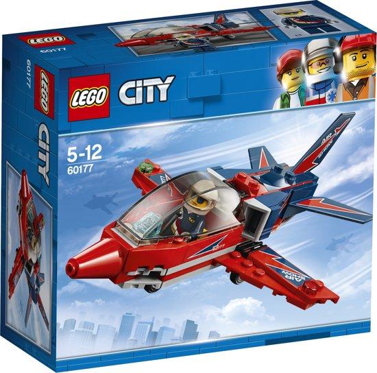 LEGO City Vliegshowjet - 60177