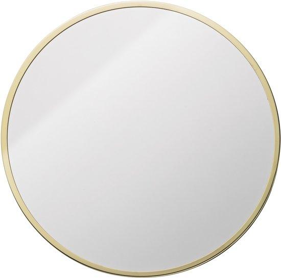 Ronde spiegel leer gallery of favoriete mirror mirror on for Spiegel rond leer