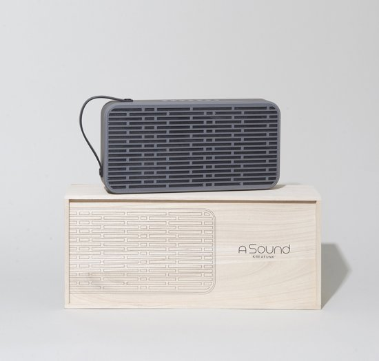 Kreafunk aSOUND Bluetooth Speaker