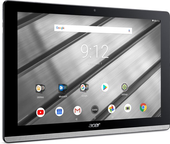 Acer Iconia One 10 B3-A50FHD 32 GB Zilver