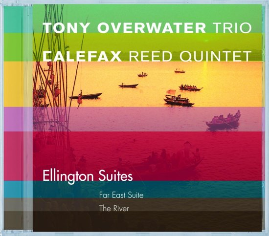 With The Calefax Reed Quintet