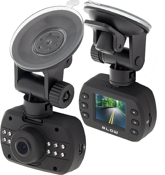 Dashcam Blackbox F350