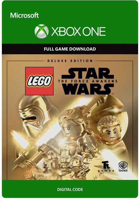 LEGO Star Wars - The Force Awakens - Deluxe Edition - Xbox One kopen