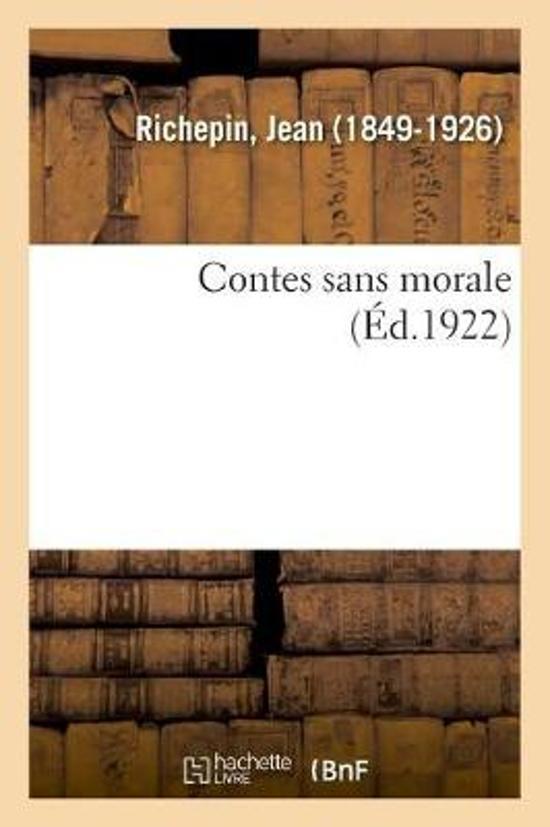 Contes Sans Morale