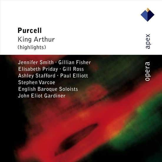 Purcell/King Arthur