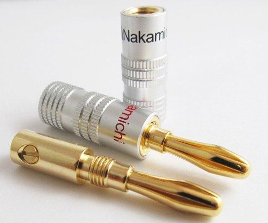Nakamichi banaanstekkers 4 stuks