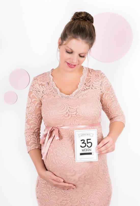 Mijlpaalkaarten zwangerschap