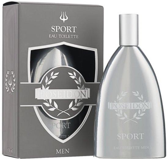 MULTI BUNDEL 2 stuks Instituto Espanol Posseidon Sport Men Eau De Toilette Spray 150ml