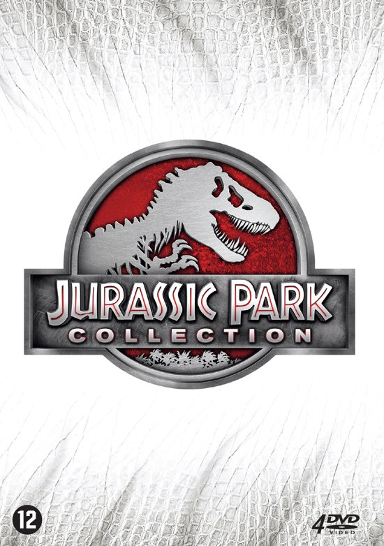 Jurassic Park 1 t/m 4
