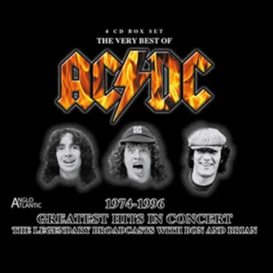 Greatest Hits In Concert 1974-96 -Legendary Broadcasts