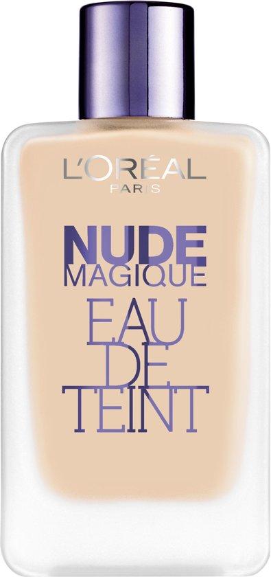 LOreal Nude Magique Eau De Teint Foundation SPF18 190