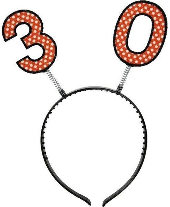 Bol Com 30e Verjaardag Glitter Diadeem Merkloos Speelgoed
