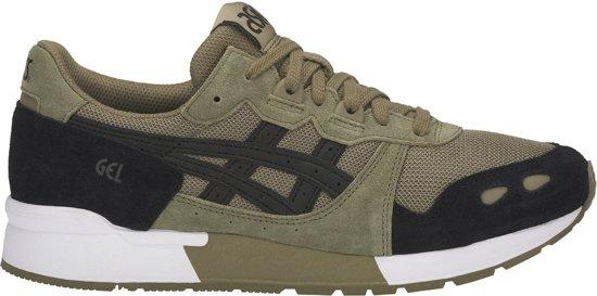 c88b4e9ee63 Asics - Heren Sneakers Gel-Lyte Aloe/Black - Groen - Maat 44 1