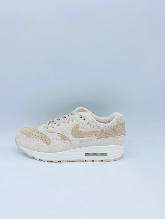 Nike Air Max 1 Sneakers Dames - beige