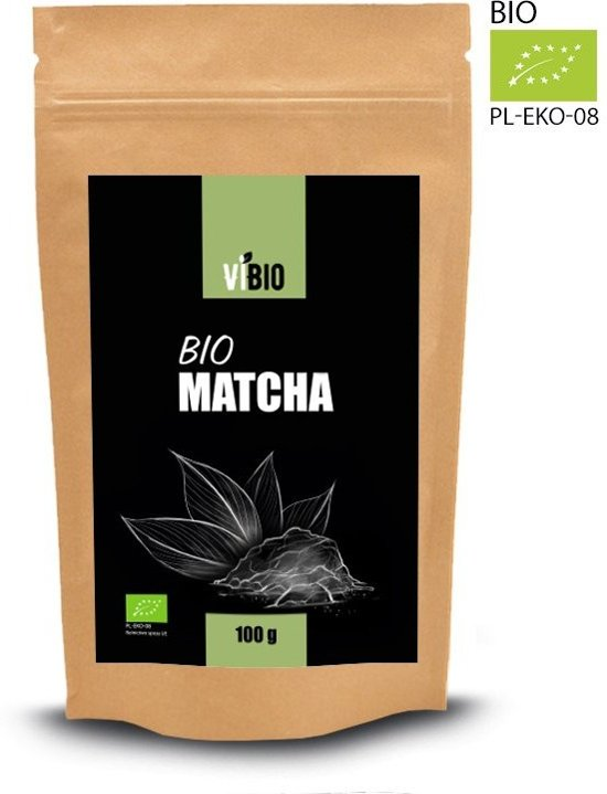 BIO Matcha thee 100g