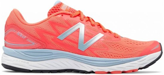 New Balance WSOLVLP1 roze hardloopschoenen dames (614601-50-13)
