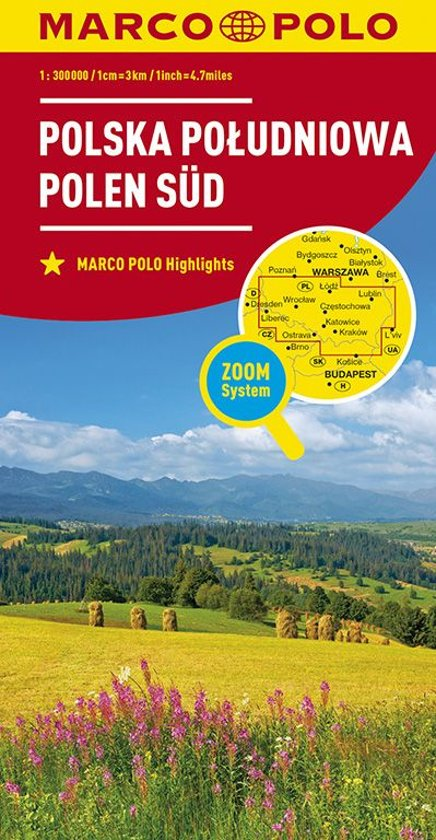 Marco Polo Polen Zuid
