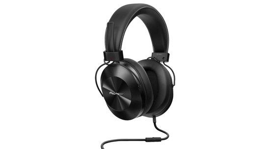 Pioneer SE-MS5T HiRes Over-Ear - Zwart