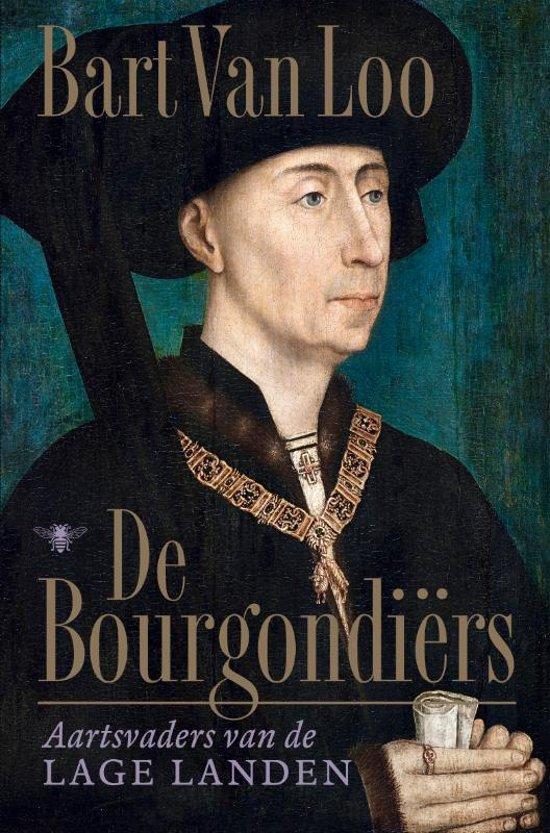 Boek cover De Bourgondiërs van Bart van Loo (Hardcover)