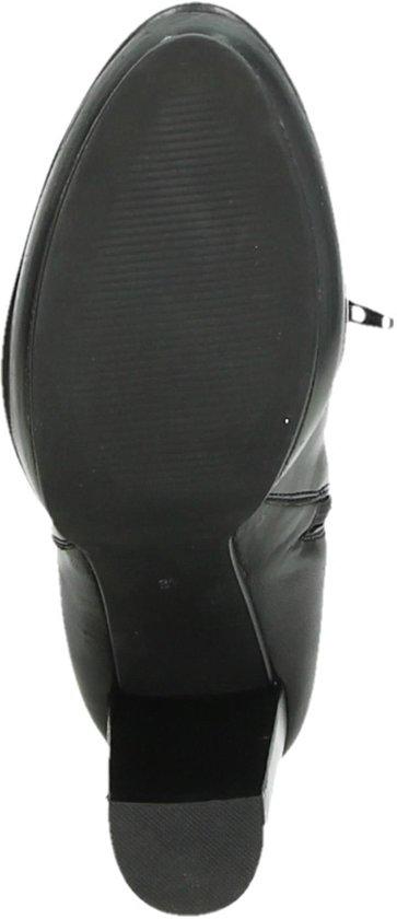 Nelson Dames Laars - Zwart Maat 38