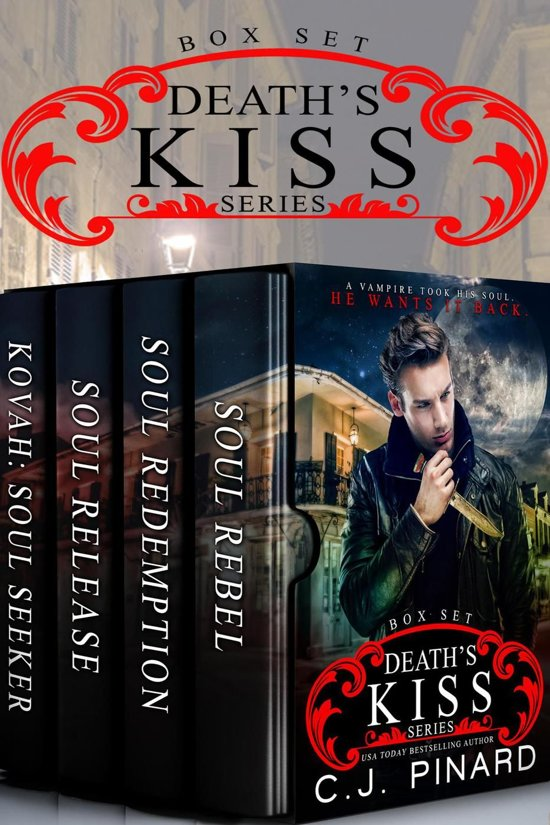 Death's Kiss: The Complete Series