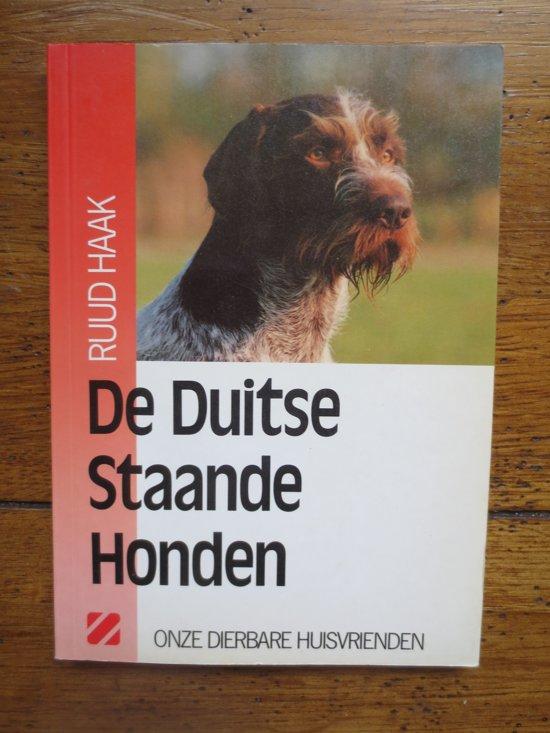 Bolcom Duitse Staande Honden Ruud Haak 9789062486380 Boeken