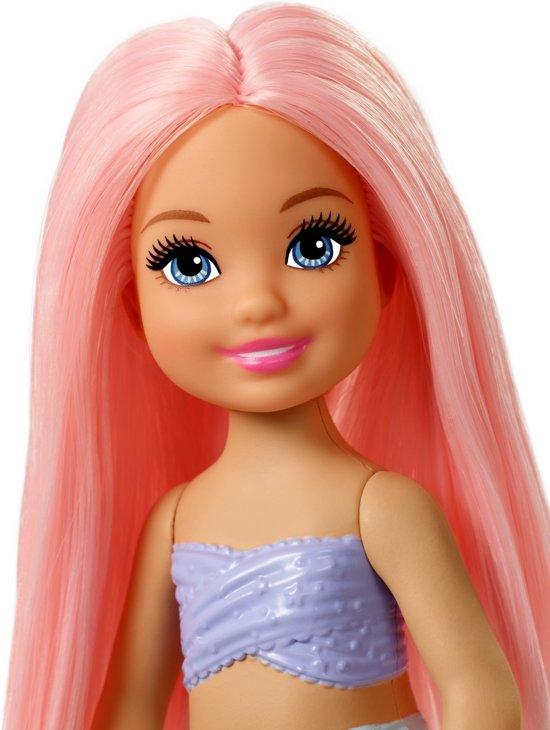 Barbie Dreamtopia Chelsea Zeemeermin Speelset - Barbiepop