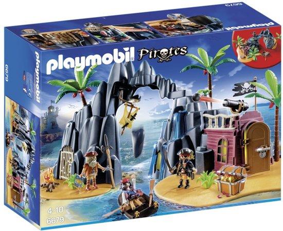 PLAYMOBIL 6679 PIRATENHOL