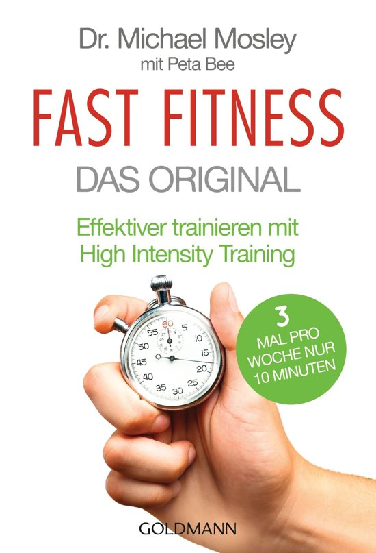 Boek cover Fast Fitness - Das Original van Dr. Michael Mosley (Onbekend)