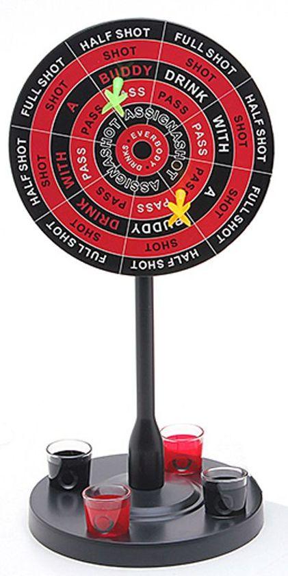 Afbeelding van het spel Giftsathome Darts Shot DrankspelOnbekend