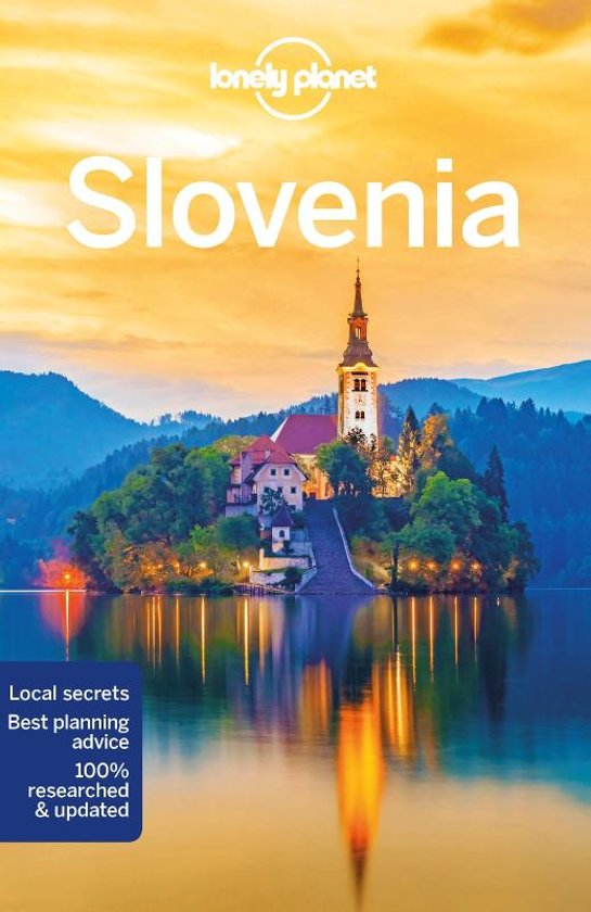 Boek cover Lonely Planet Slovenia van Lonely Planet (Paperback)