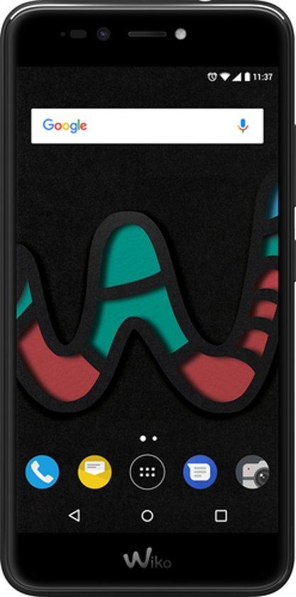 Wiko U Pulse Lite - 32 GB - dual sim - zwart