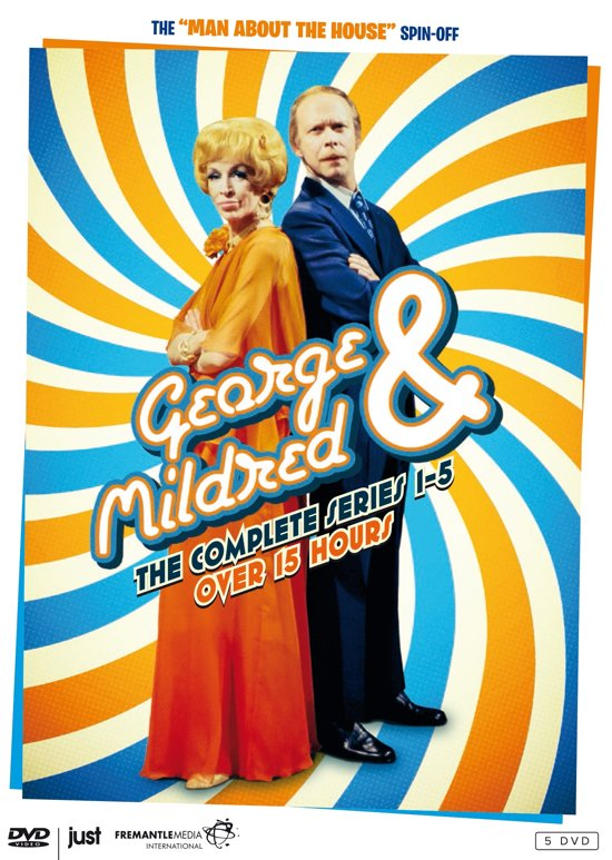 George & Mildred - The Complete Series 1 t/m 5