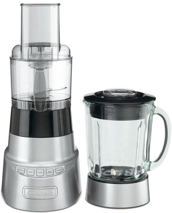 Cuisinart BFP603E Duo - Blender & Foodprocessor