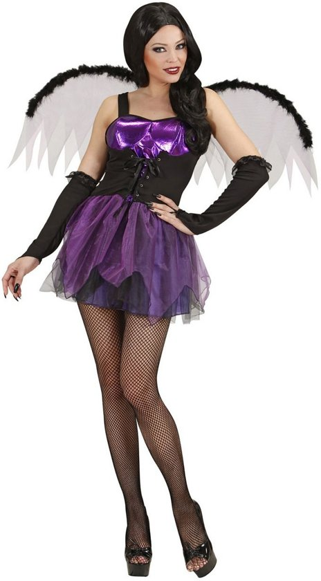 Fee Kostuum Dames.Elfen Feeen Fantasy Kostuum Gotische Fee Kostuum Vrouw Small Halloween Verkleedkleding