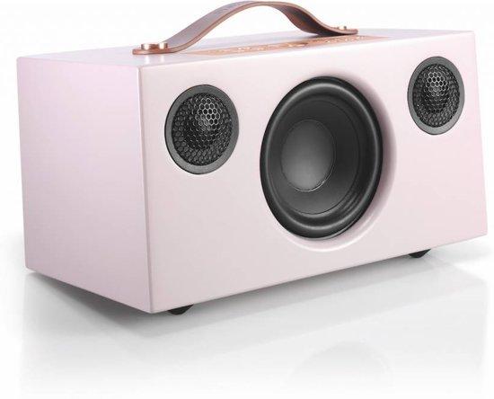 Audio Pro Addon C5 - Wifi Speaker- Bluetooth - Apple Airplay - Pink