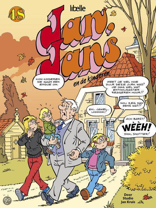 bol | jan jans en de kinderen / 48, jan kruis | 9789085747987