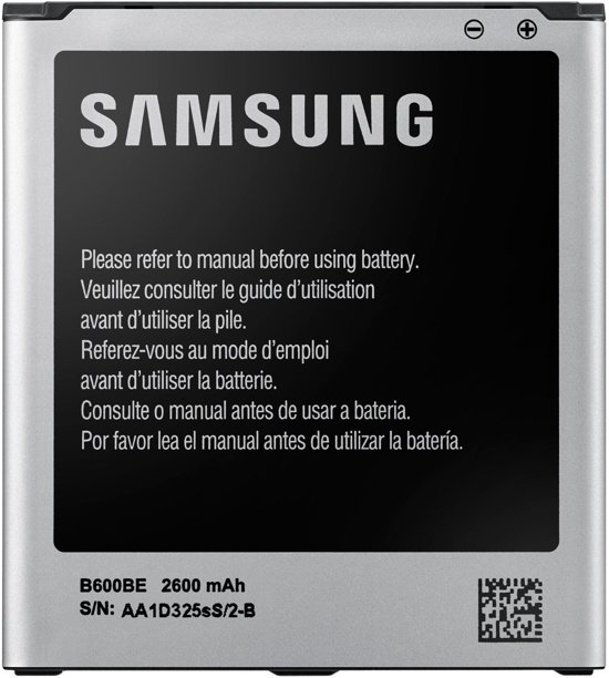 Samsung batterij voor Samsung i9500, i9505 Galaxy S4