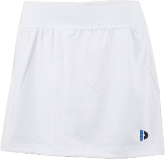 Donnay Cooldry Skirt - Sportrok - Meisjes - Maat 128 - Wit