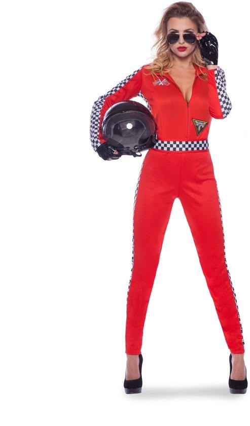 Race Jumpsuit Dames 3delig Maat - L/XL
