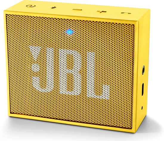 JBL Go - Bluetooth Mini Speaker - Geel