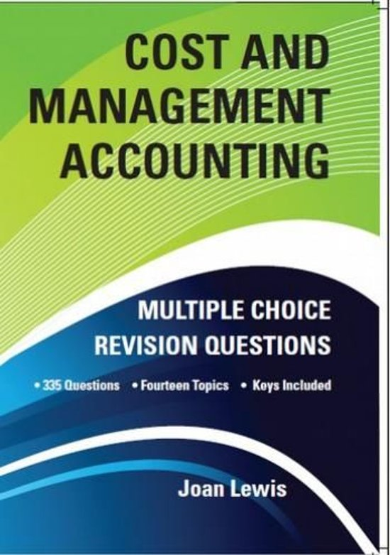 accounting costs and multiple choice