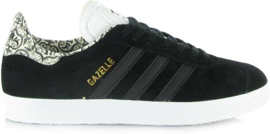 adidas gazelle sneakers zwart