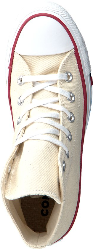 Taylor Hi Sneakers Dames Star All Chuck Maat Beige Converse 41 BYtwxnY
