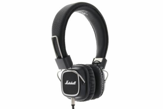 bol | marshall major ii - on-ear koptelefoon - staal