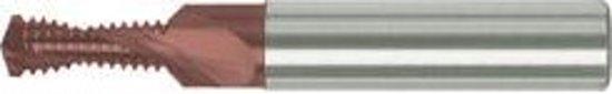 boor- en draadfrees DTMC-SP, voor binnendraad VHM TiCN-gecoat. HA 2xd M