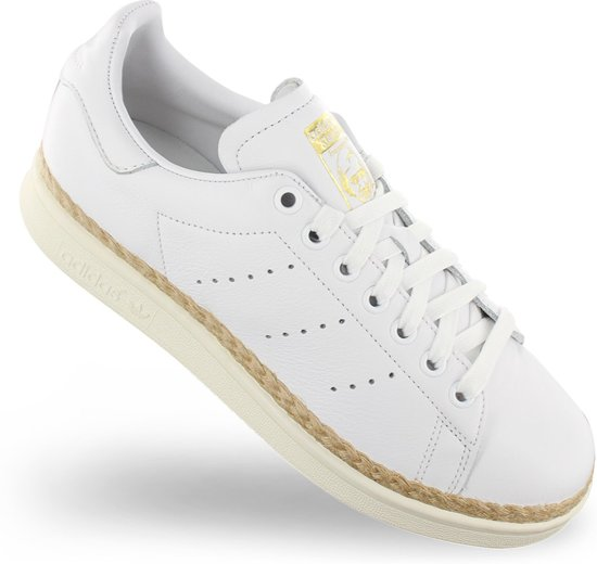 Dames Bold Maat Sneakers Smith Adidas 37⅓ Stan Wit Zd7Bxwq