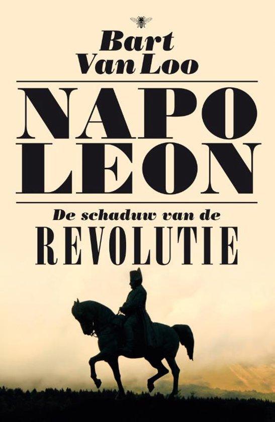 Boek cover Napoleon van Bart van Loo (Onbekend)